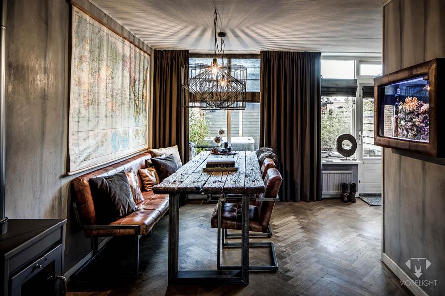 Sfeerverlichting In Woonkamer : Privéwoningen u morelight nijkerk
